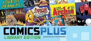 Comic Plus Library Edition Poster