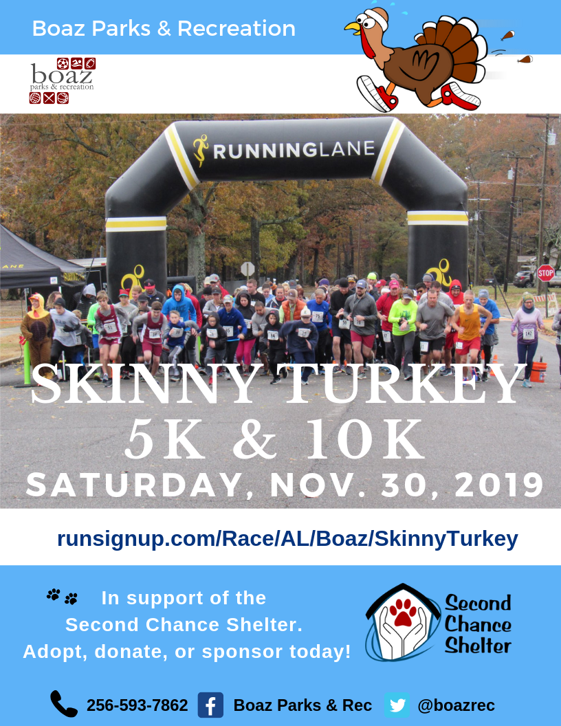 Skinny Turkey Flyer