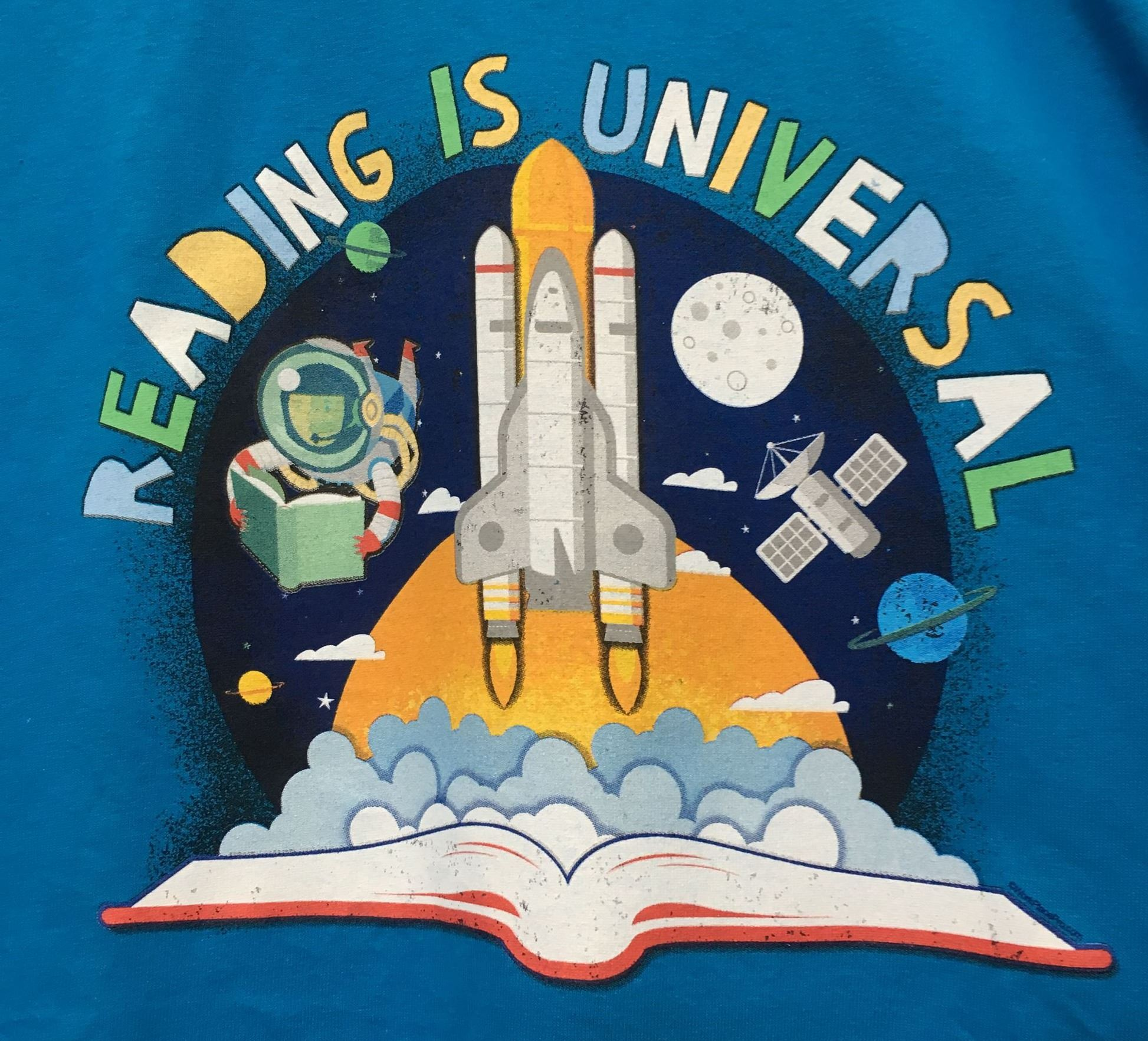 Reading is Universal