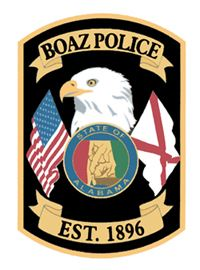 City of Boaz Police Department Seal