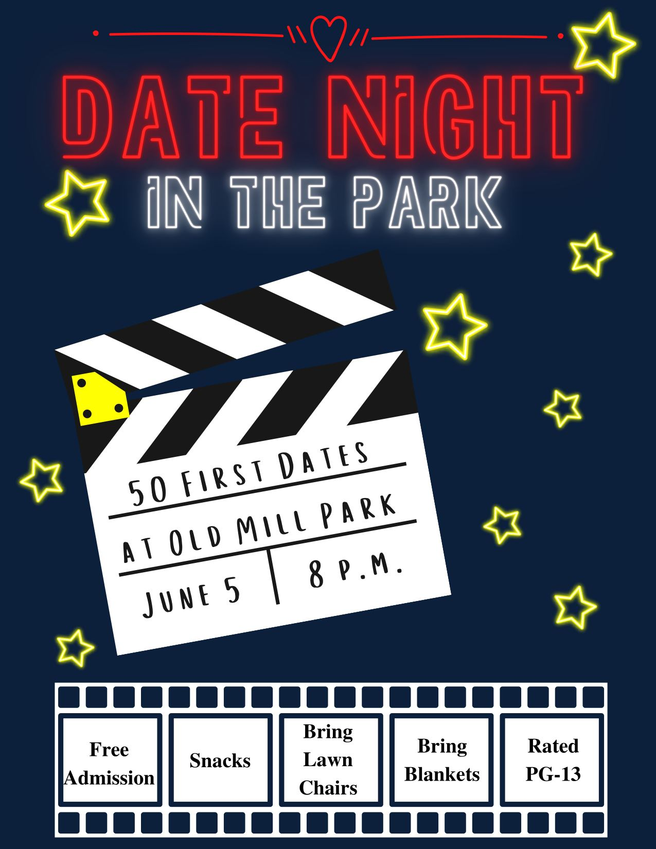 Date Night in the Park 2021