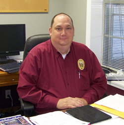 Scott Farish Police Chief